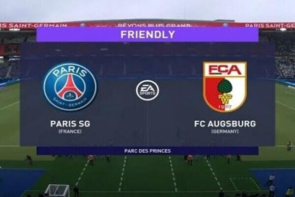Where to watch PSG vs Augsburg Live Streaming