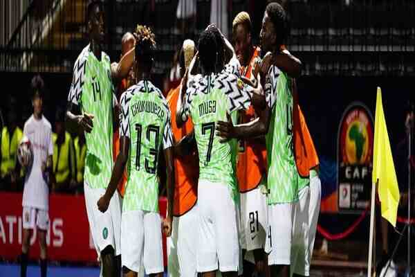 AFCON 2021 Fixtures: Super Eagles face Egypt in the AFCON 2021 Group D