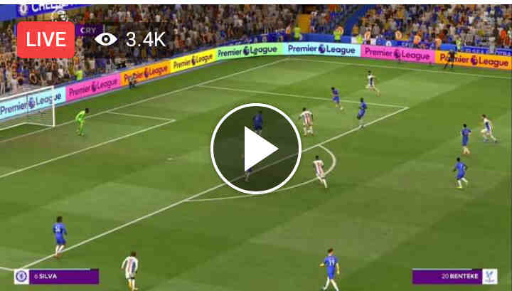Chelsea vs Crystal Palace Live Stream, How To Watch, Lineup & TV Channel