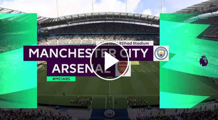 Watch Manchester City vs Arsenal Live Stream, Lineups and TV Channel