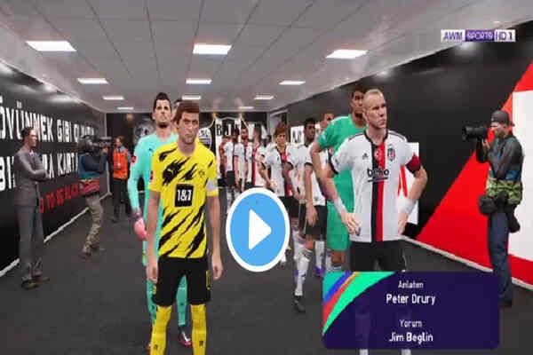 Watch Besiktas vsBorussia Dortmund Live Streaming
