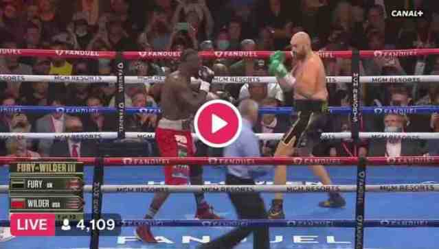 Watch Tyson Fury vs Deontay Wilder 3 Boxing Live Stream online Free TV Channel Uk and US