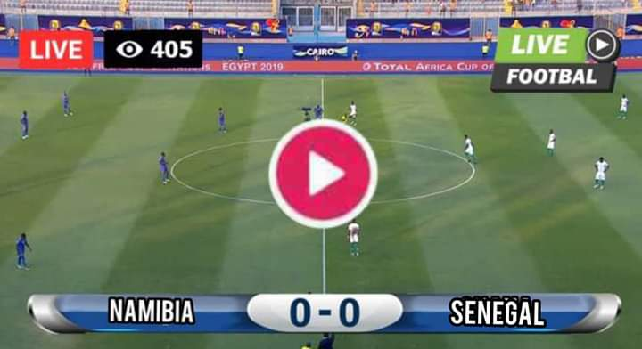 How to watch Namibia Vs Senegal Live Stream Online and TV