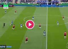 Where To Watch Leicester City vs Manchester United Live Streaming