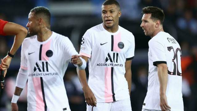 Kylian Mbappe admits that he called Neymar a tramp