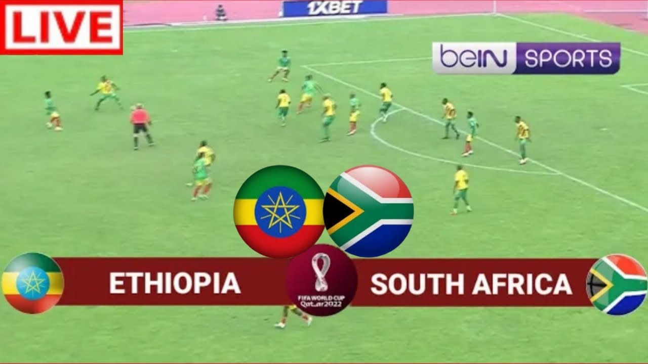 Watch South Africa vs Ethiopia Live Stream Online and TV