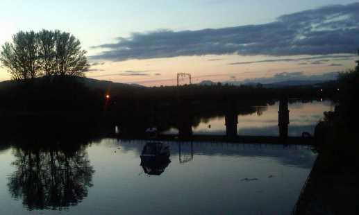 Scottish Sunset