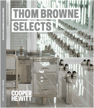 selects series scout life thom browne 1