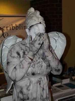 Weeping Angel!