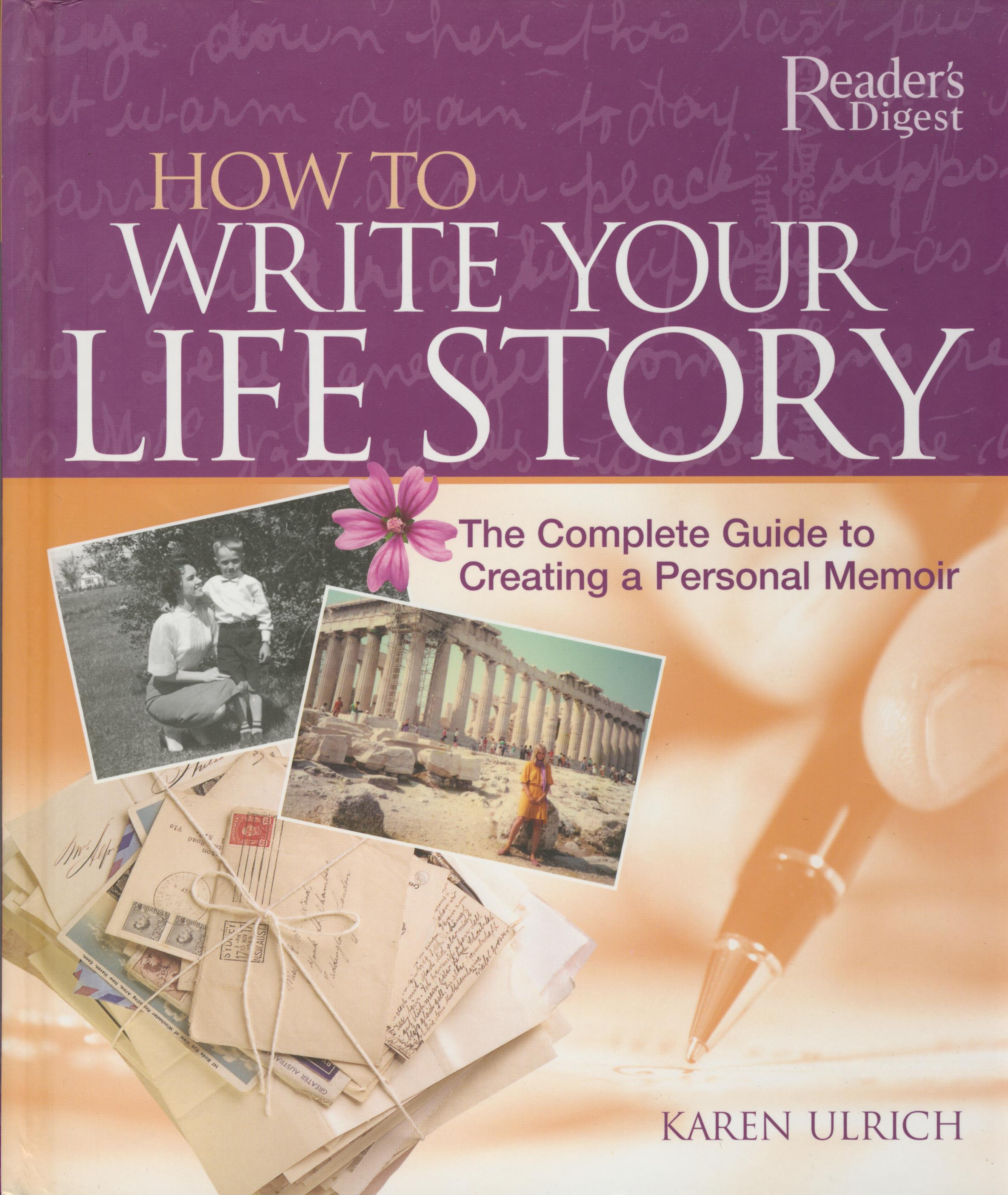 The Scribes Book Review Write Your Life Story