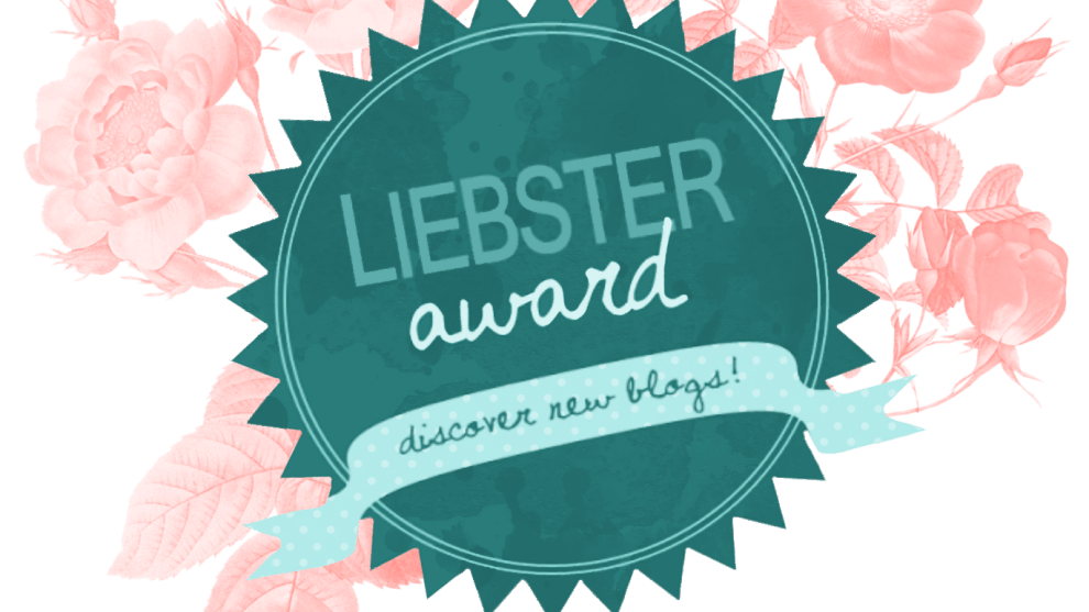Liebster Award Acceptance & Nominations