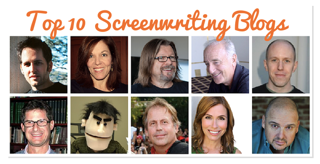 Top 10 screenwriting blogs?