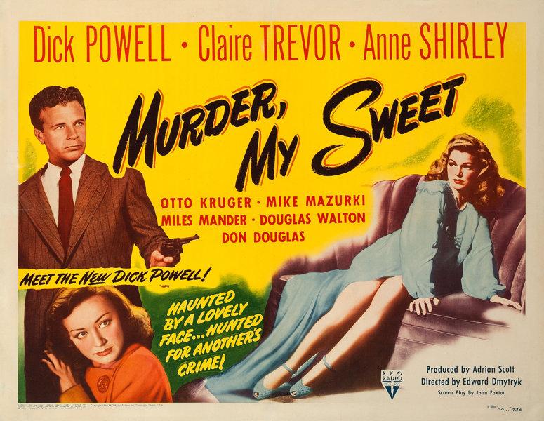 Murder My Sweet