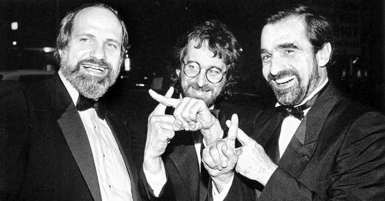 "De Palma, Spielberg and Scorsese -Best ""Making Of"" Books Ever: EASY RIDERS, RAGING BULLS"