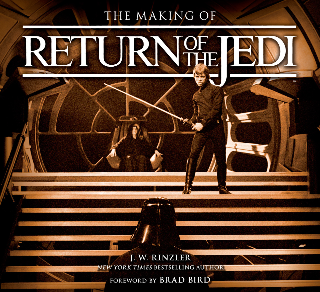 The Making of Return of the Jedi - The Essential STAR WARS in 5 1/2 Books