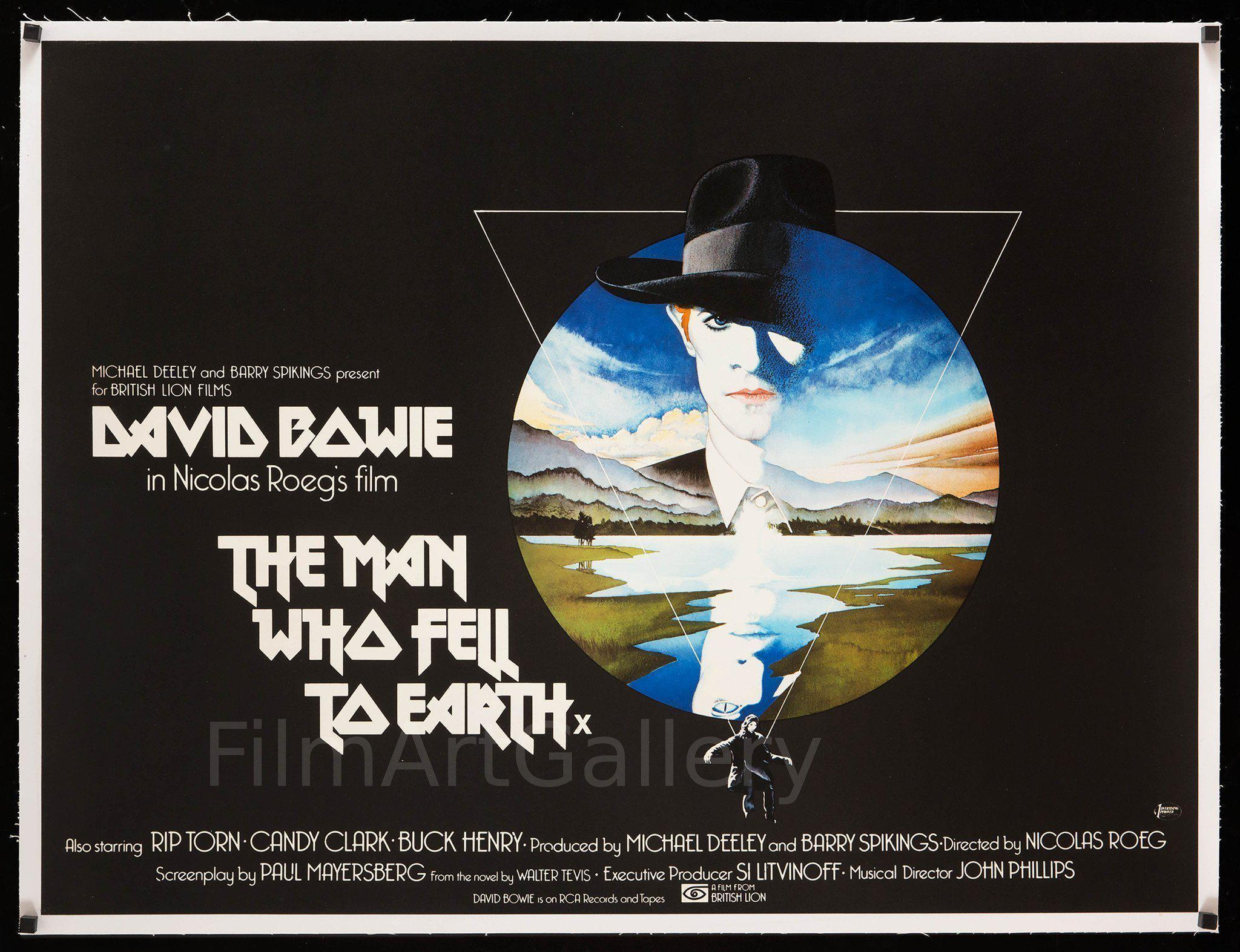 The Man Who Fell to Earth - Best Making Of Books Ever: Blade Runners, Deer Hunters & Blowing the Bloody Doors off