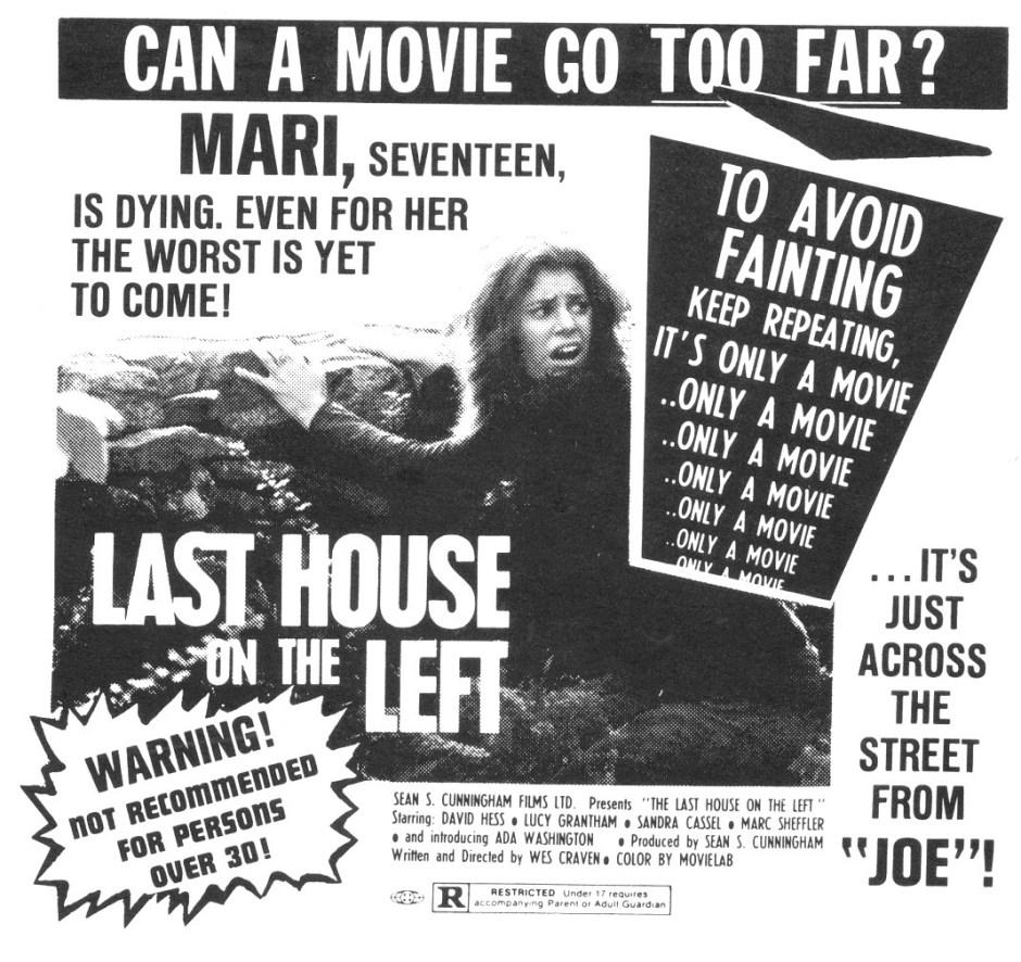 Last House on the Left - Shock Value