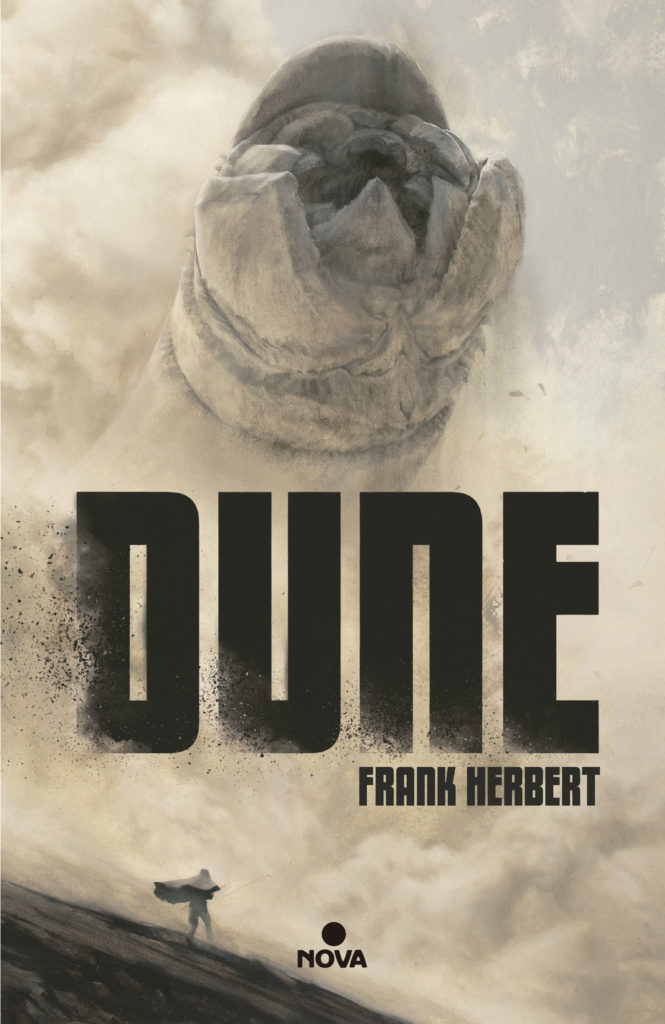 Dune Book Front Cover - The Scriptblog.com