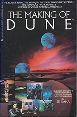 The Making Of Dune Book - The Scriptblog.com