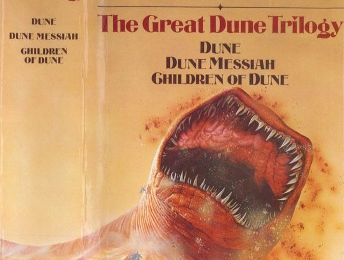 All DUNES before DUNE (TV and Movies, from Jodorowky's to Villeneuve's)