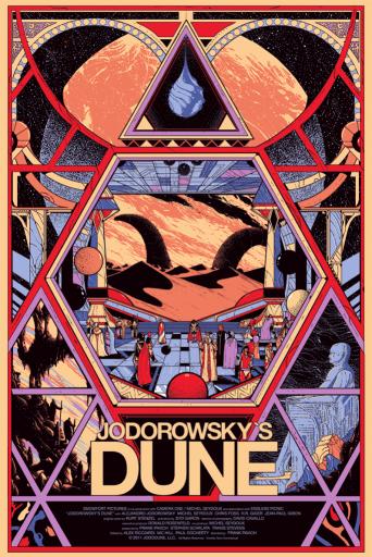 Jodorowosky's Dune - The Scriptblog.com