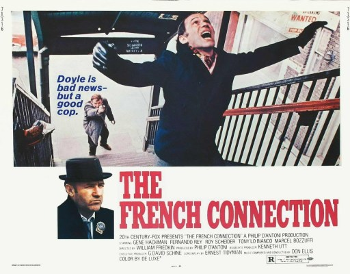 The French Connection- The Scriptblog.com