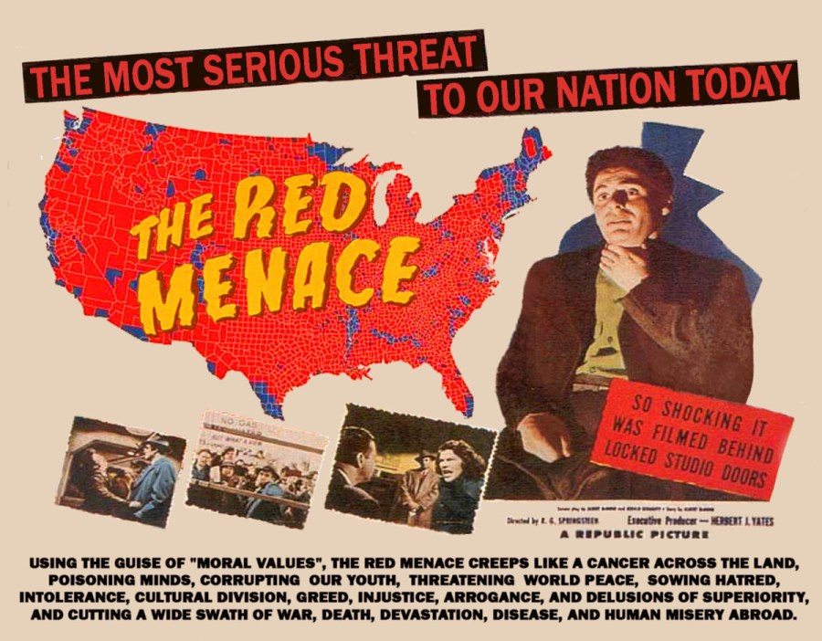 The Red Menace - The Script Blog