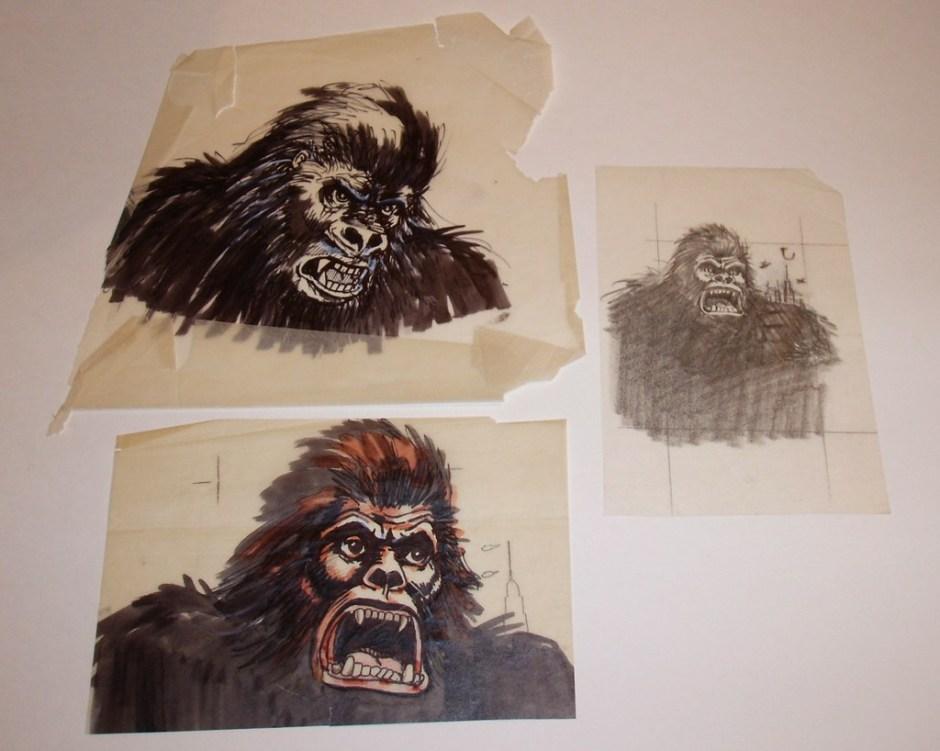 King Kong design