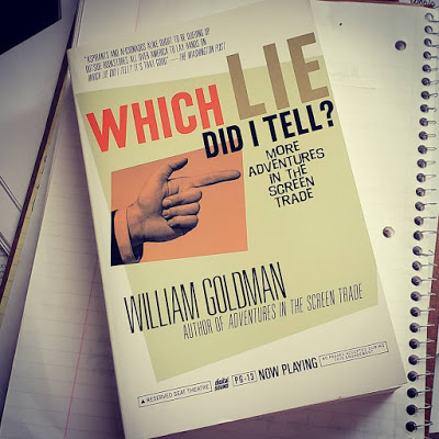 Which Lie did i Tell - thescriptblog.com