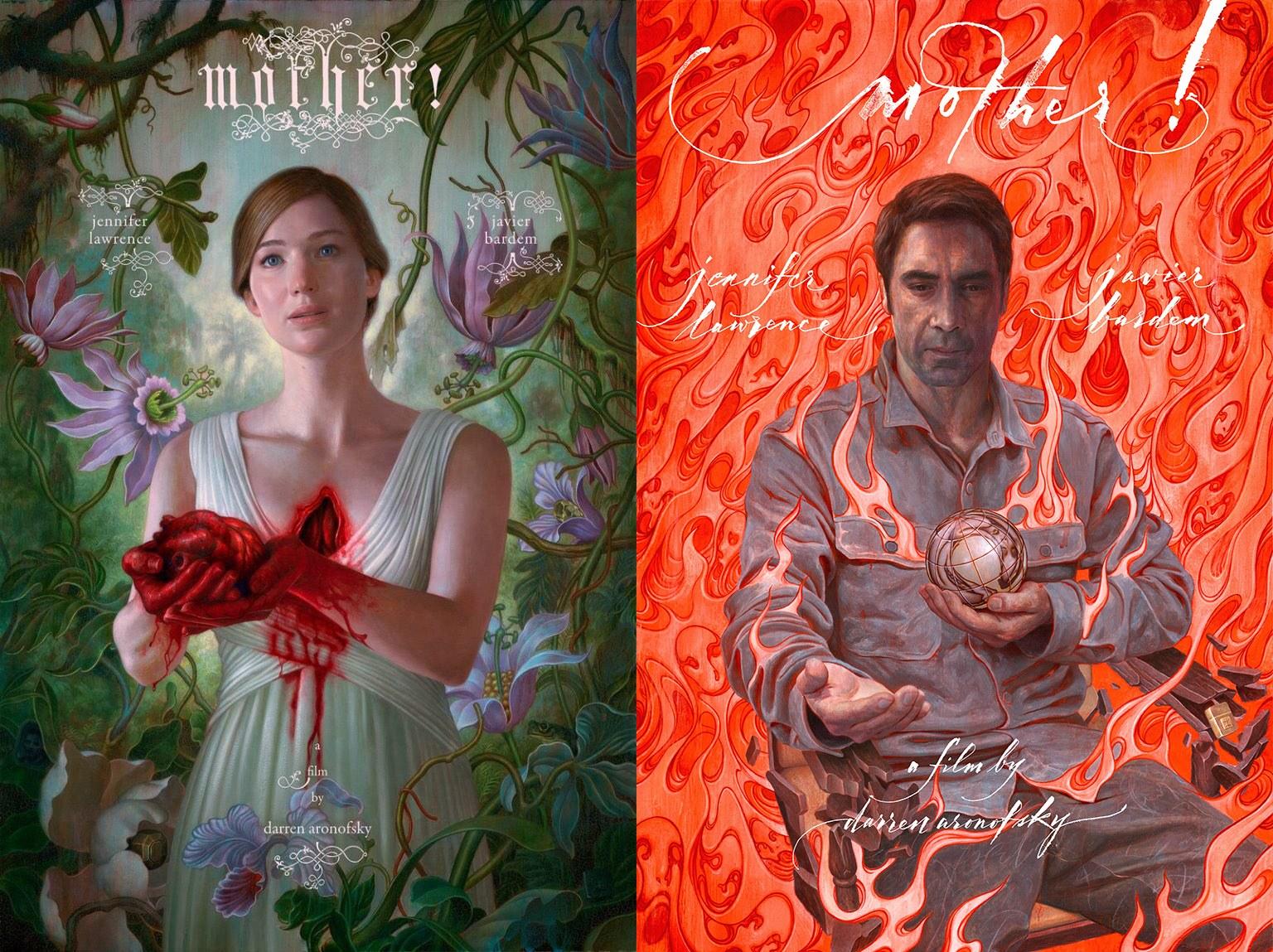 Mother! (2017) - thescriptblog.com