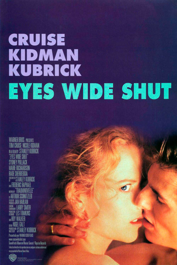 How The How Stanley Kubrick's Eyes Wide Shut was Written - Thescriptblog.com