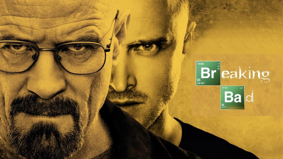 Breaking Bad (2008-2013, 62 episodes over 5 seasons, AMC)