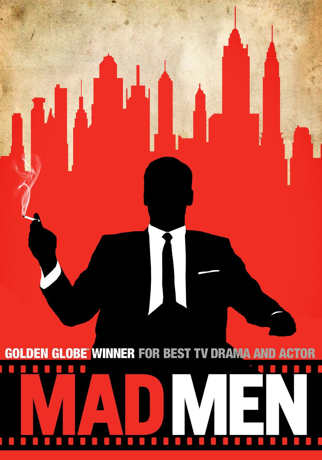Mad Men (2007-2015, 92 episodes over 7 seasons, AMC)