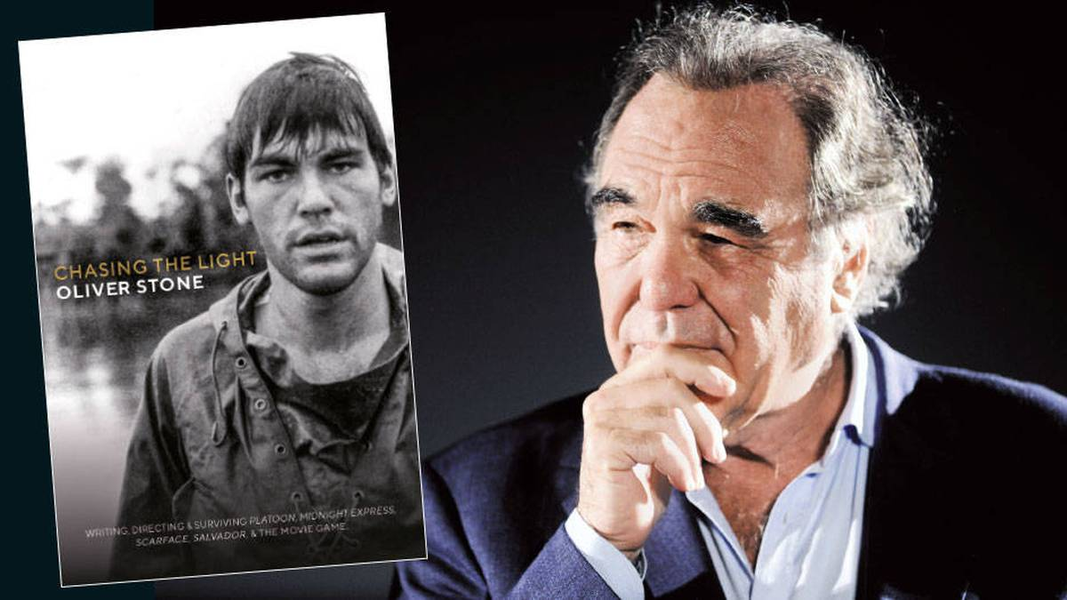 Oliver Stone' Chasing the Light - thescriptblog.com