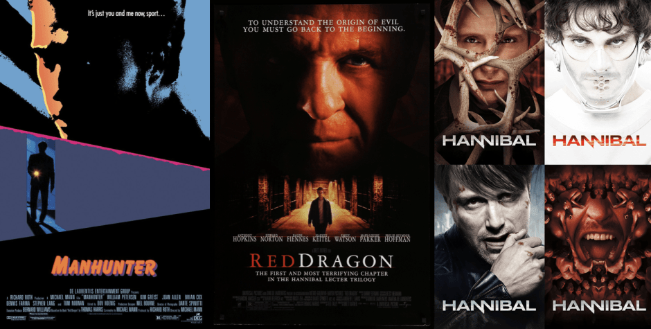 Manhunter, Red Dragon & Hannibal - thescriptblog.com
