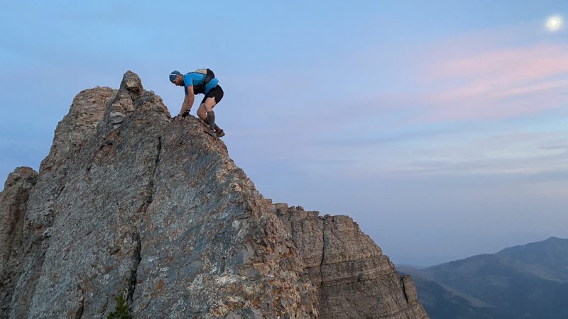 The Wasatch Ultimate Ridge Link-up (WURL)
