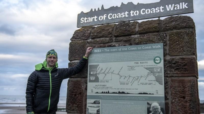 UK Trail Runner Sets Record Plogging Across Northern England