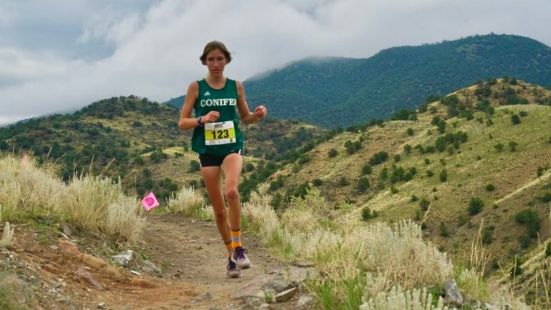 Middaugh and Surage Win National High School Trail Championships