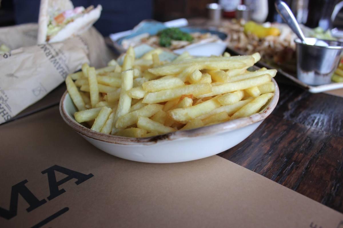 Shawarma Grill House_Fries