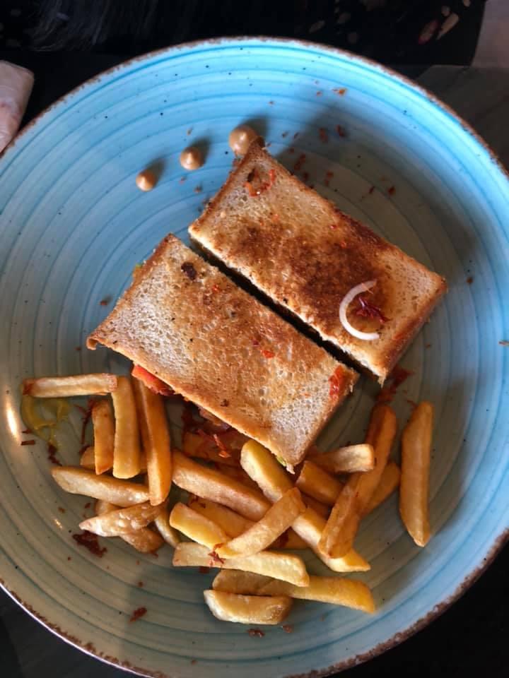 Kanteen_Veg Sandwich