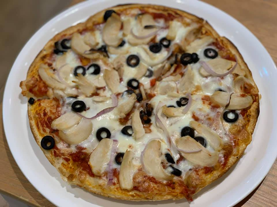 Crumby_Chicken Pizza