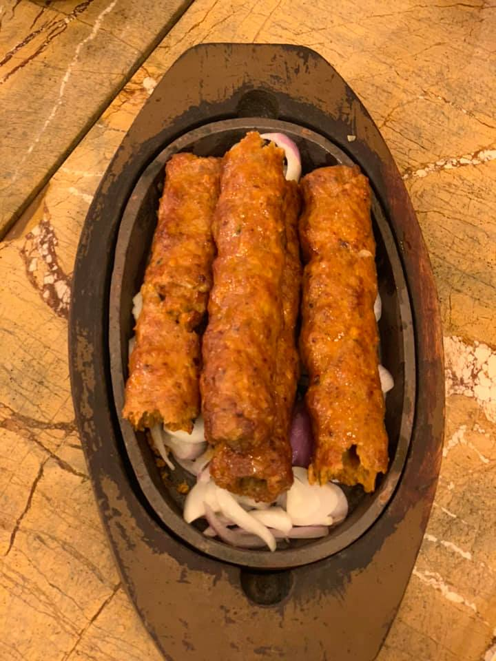 KB_Mutton Seekh Kebab