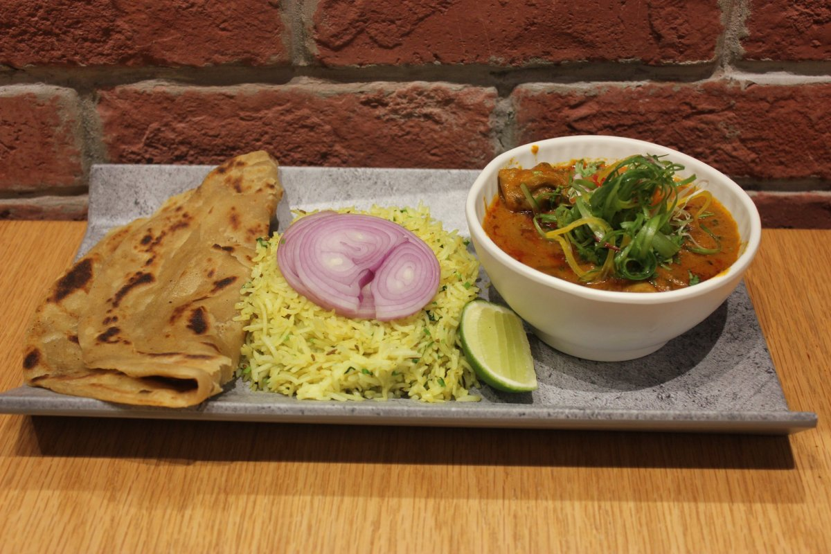 OUAB_Old Delhi Chicken Curry