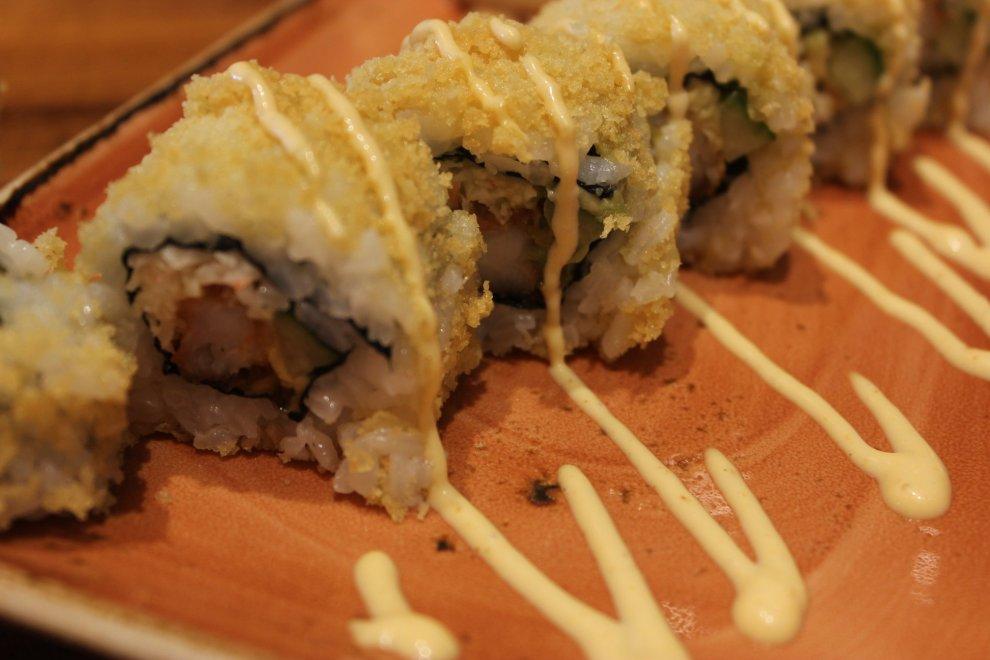 PFC_Shrimp Tempural Roll