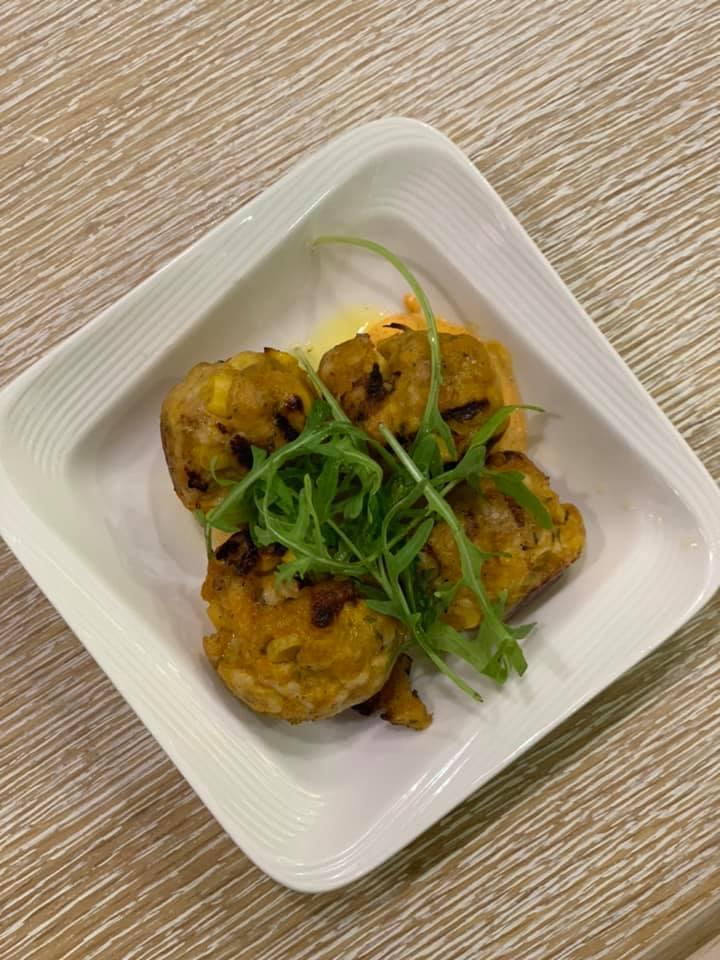 LOL_Tunisian Chicken Meatballs