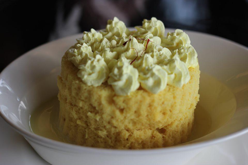 TG_Saffron Milk Cake