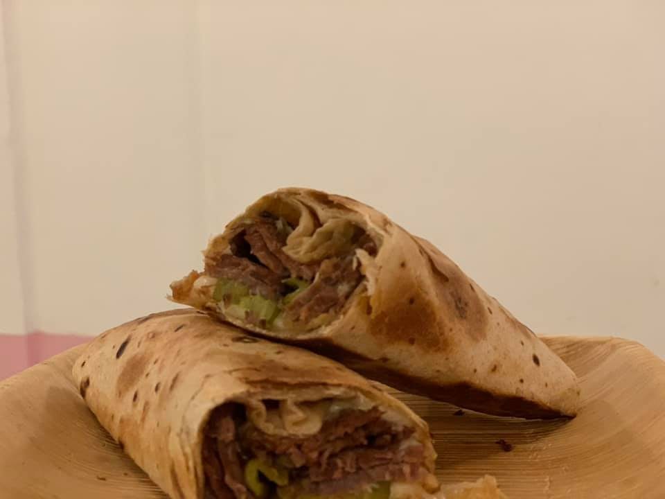 PC_ Beef Brisket Wrap