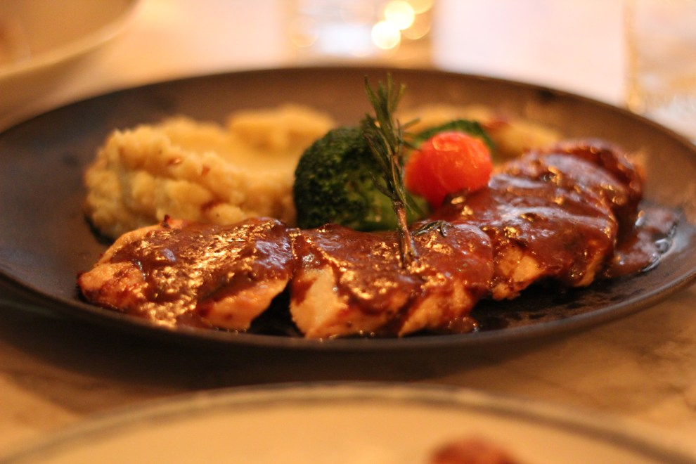 Matto_Grilled Chicken