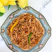 Iftar Recipe Desi Chowmein