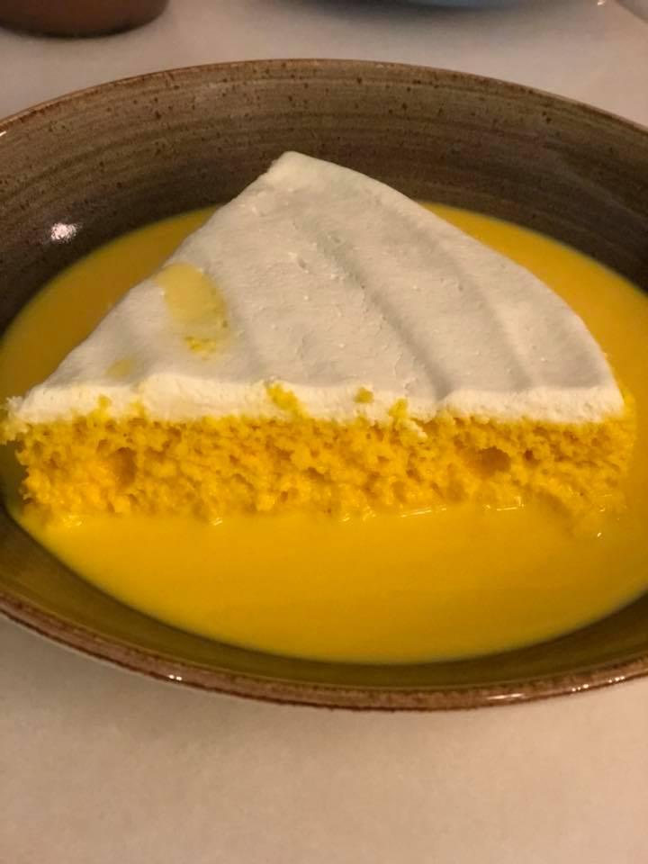 Italiere_Saffron Milk Cake